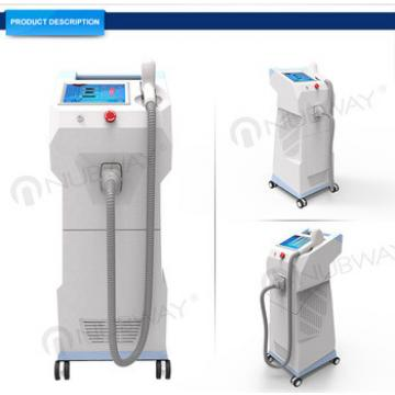 Newest vertical diode laser 810nm / 808nm laser hair removal machine